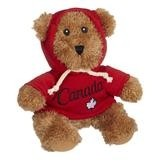 Hoodie Bear Stuffed Animal (8